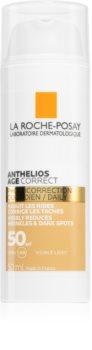 La Roche-Posay Anthelios Age Correct Crema CC cu efect anti-rid SPF 50