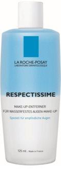 La Roche-Posay Respectissime demachiant pentru machiajul rezistent la apa pentru piele sensibilă