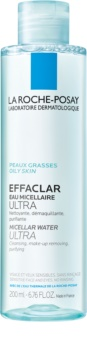 La Roche-Posay Effaclar Ultra почистваща мицеларна вода за проблемна кожа, акне