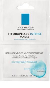 La Roche-Posay Hydraphase maschera idratante lenitiva per pelli sensibili e secche
