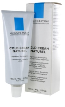 La Roche-Posay Cold Cream Naturel Nutritive Cream for Dry and Very Dry Skin