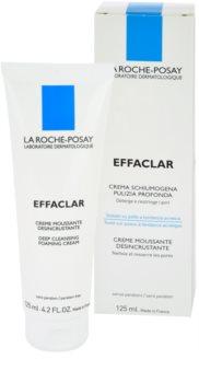 La Roche-Posay Effaclar crema detergente in schiuma per pelli problematiche, acne
