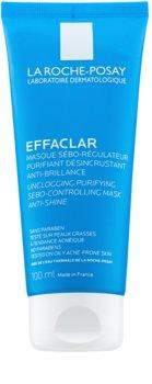 La Roche-Posay Effaclar reinigende Maske zur Reduktion von Hauttalg und zur Verkleinerung der Poren