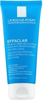 La Roche-Posay Effaclar почистваща маска за редуциране на кожния себум и минимизиране на порите