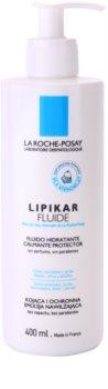 La Roche-Posay Lipikar Fluide nawilżający fluid ochronny bez parabenów