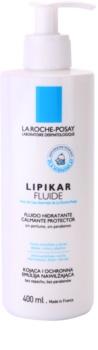 La Roche-Posay Lipikar Fluide Ser pentru hidratare si protectie fara parabeni