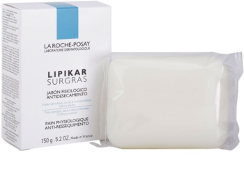 La Roche-Posay Lipikar Surgras savon pour peaux sèches à très sèches