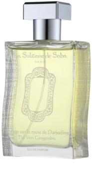 La Sultane de Saba Thé Vert Gingembre eau de parfum unissexo