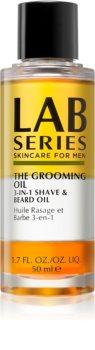 Lab Series Shave Öl für Rasur & Bart