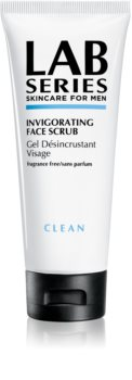 Lab Series Clean osvěžující peeling na obličej pro normální až mastnou pleť