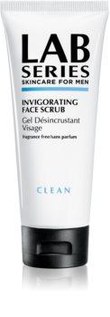 Lab Series Clean освежаващ пилинг за лице за нормална към мазна кожа
