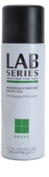 Lab Series Shave gel de barbear