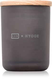 LAB Hygge Comfort scented candle (Oakwood Ash)