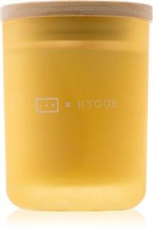 LAB Hygge Presence vonná sviečka (Lemongrass Clove)