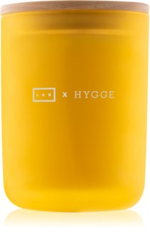 LAB Hygge Presence scented candle (Lemongrass Clove)