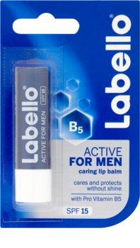 Labello Active Care balzam za usne za muškarce SPF 15