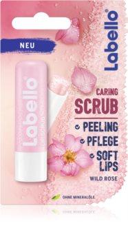 Labello Wild Rose peeling na rty