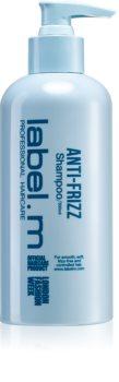 label.m Anti-Frizz šampón pre nepoddajné a krepovité vlasy