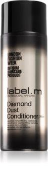 label.m Diamond Dust conditionneur revitalisant pour redonner de la luminosité aux cheveux ternes