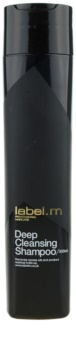 label.m Cleanse Purifying Shampoo for Sensitive Scalp