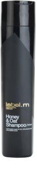 label.m Cleanse champô para cabelo seco