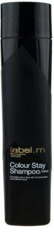 label.m Cleanse champú para cabello teñido