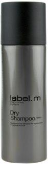 label.m Cleanse száraz sampon spray -ben
