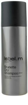 label.m Cleanse suhi šampon za smeđu kosu