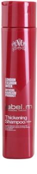 label.m Thickening очищающий шампунь для придания объема