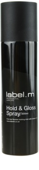label.m Complete Hairspray For Hold And Shining