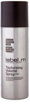 label.m Complete tvarující objemový sprej