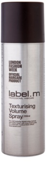 label.m Complete αναδιαμορφωτικό σπρεϊ όγκου