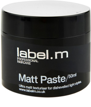 label.m Complete Matte Paste for Definition and Shape