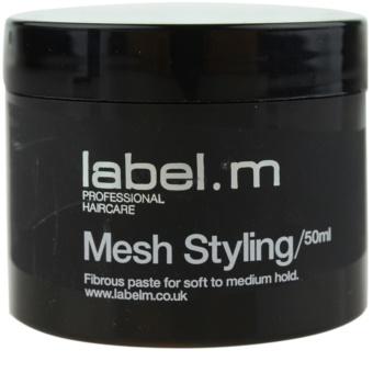 label.m Complete pasta modellante fissaggio medio