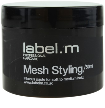 label.m Complete pasta styling fixação média