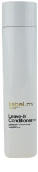 label.m Condition balsam  (nu necesita clatire) pentru toate tipurile de păr