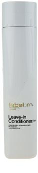 label.m Condition несмываемый кондиционер для всех типов волос