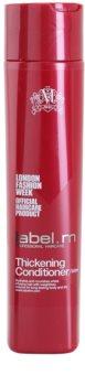 label.m Thickening balsam pentru a restabili densitatea parului