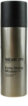 label.m Create espuma fijadora fijación extrema