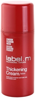 label.m Thickening Hair Cream for Volume and Shape