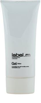 label.m Create gel na vlasy střední zpevnění
