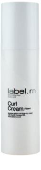label.m Create creme para cabelo ondulado