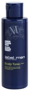 label.m Men lozione tonica per capelli