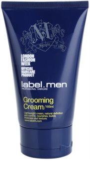 label.m Men крем за коса за естествена фиксация