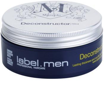 label.m Men pasta pentru modelat pentru păr