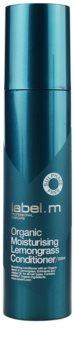label.m Organic condicionador nutritivo para cabelo seco