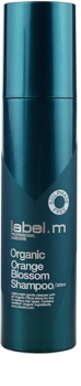 label.m Organic șampon pentru par fin
