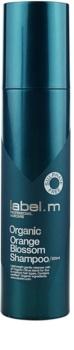 label.m Organic шампунь для тонких волос