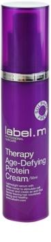 label.m Therapy  Age-Defying cuidado cremoso sem enxaguar  para cabelo