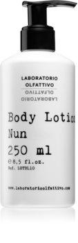 Laboratorio Olfattivo Nun hedvábné tělové mléko unisex